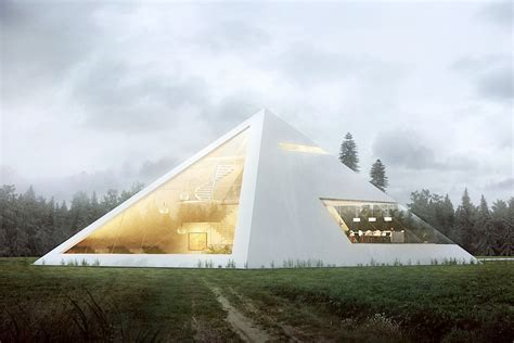 pyramid house uncrate