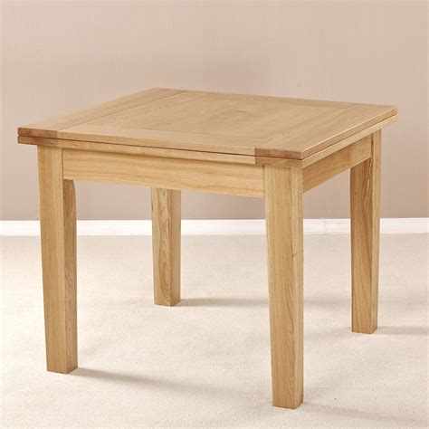 dining room chairs solid oak square flip top extending dining table