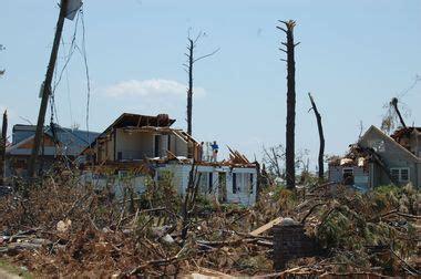 asbestos removal  tornado damaged homes  regulated