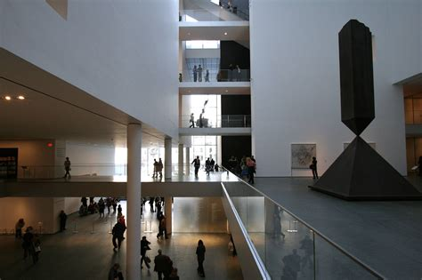 the museum of modern moma arts places the list