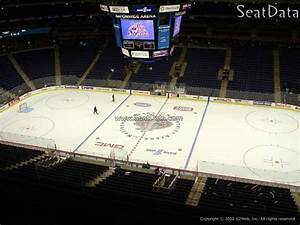 Nationwide Arena Seating Chart View Nationwide Arena Section 202 Columbus Blue Jackets