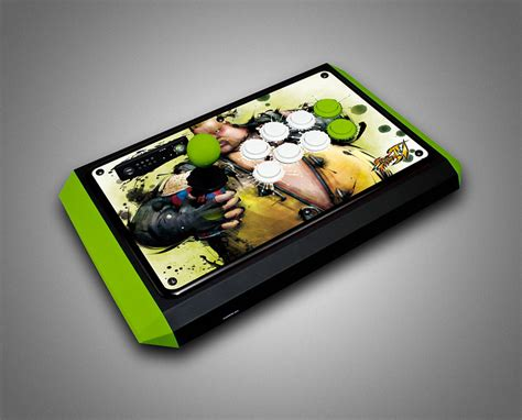 Tournament Edition Fightstick Template by Tournament Stick Mock Up And Artwork Template