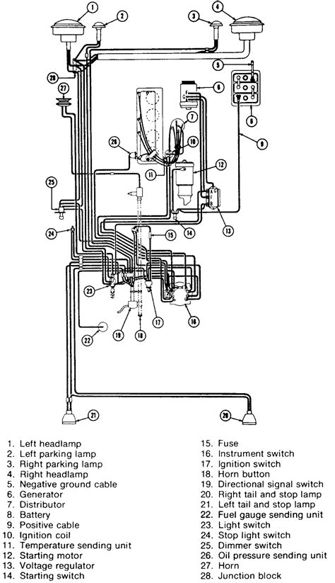 jeep cj ignition switch wiring diagram wiring library