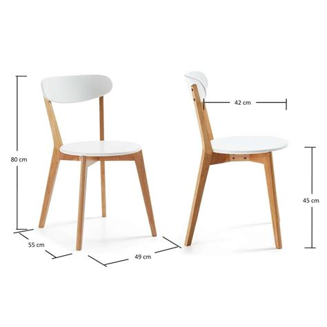 table et chaise design chaises design scandinave vitak par drawer