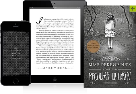 peregrines home  peculiar children quirk books