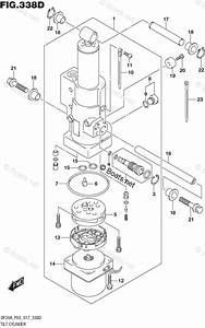 Suzuki Outboard Parts By Model Df 20a Oem Parts Diagram