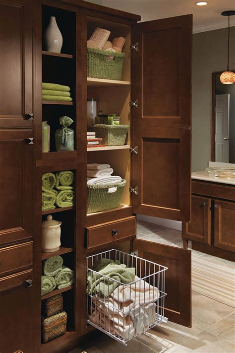 linen utility cabinet  hamper homecrest