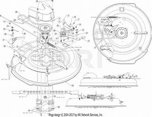 Troy Bilt Tb30r  13cc26jd011   2016  Parts Diagram For Deck