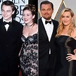Leonardo DiCaprio and Kate Winslet Then and Now | Pictures ...
