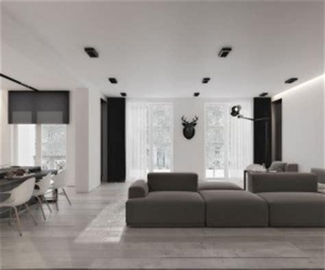 An Open Floorplan Highlights A Minimalist Design by Minimalist Interior Design Ideas Part 3