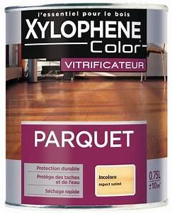 vitrificateur incolore satine pour parquet 075 l brico With vitrificateur parquet brico depot