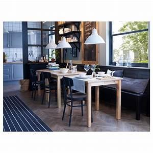 Tisch Norden Ikea : ikea tisch norden 74 x 74 cm birke massiv ebay ~ Orissabook.com Haus und Dekorationen