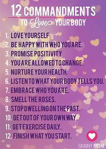 Quotes About Loving Your Body. QuotesGram