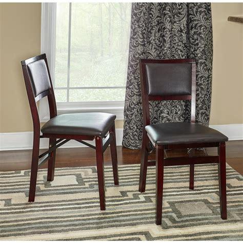 linon home decor keira espresso folding chair 01821esp 02