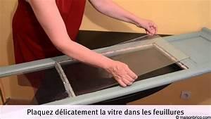 Remplacer Une Vitre : remplacer une vitre sur une porte fen tre youtube ~ Melissatoandfro.com Idées de Décoration