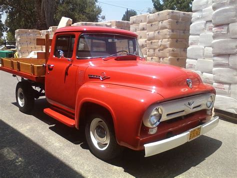 This 1956 Ford F-250 Is A Classic Retired Workhorse