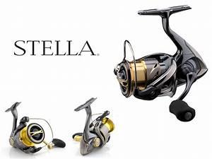 Shimano Stella FJ (2018) - Alle Modelle im Überblick