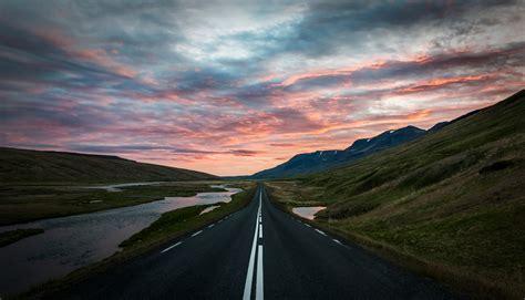 Trey Ratcliff, Iceland, Landscape, Road Wallpaper