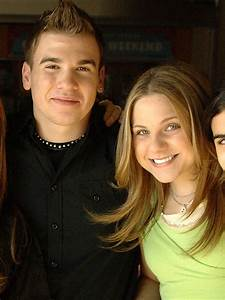 Degrassi: Shane Kippel, Lauren Collins and Jake Epstein ...