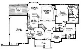 floor plans with two master suites master suite floor plans two master bedrooms hwbdo59035 craftsman house plan from
