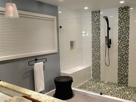 Modernes Bad Mit Dusche by Bathroom Shower Tile Ideas For The Modern Home