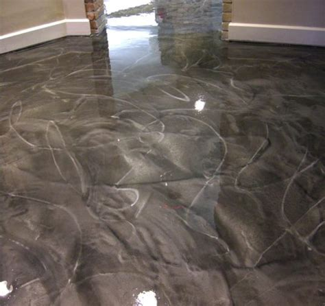 Basement Epoxy Floor Coating   Waterproof Basement