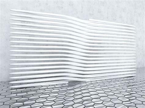 design decorative  wall panel  model obj ds fbx cd