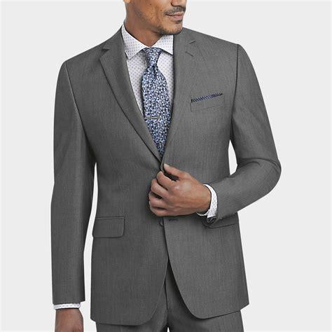 mens gray suit hardon clothes