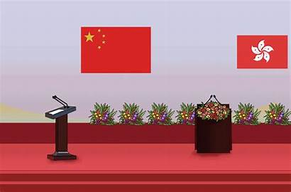 Cartoon China Xi Relations International Brilliant Orient
