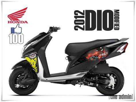 Dio Modified by Modified Honda Dio Abcwap