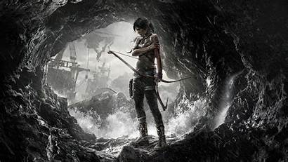 Gaming 1080p Wallpapers Games Raider Tomb