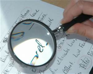 forensic questioned document examiner handwriting expert With questioned document examination forensic