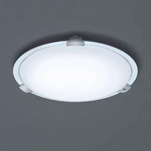 Dimmbare Led Deckenlampe : dimmbare led deckenlampe mit fernbedienung in weiss ~ Frokenaadalensverden.com Haus und Dekorationen