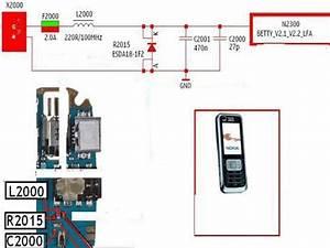Nokia 6120 C Charging Way