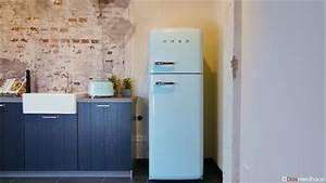 Smeg Retro Kühlschrank : smeg fab30 retro k hlschrank fridge freezer youtube ~ Orissabook.com Haus und Dekorationen