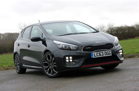 Kia Ceed Gt by Kia Ceed Gt Review 2013 Parkers