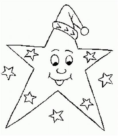 Coloring Star Pages