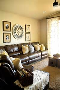 brown and yellow living room ideas home design