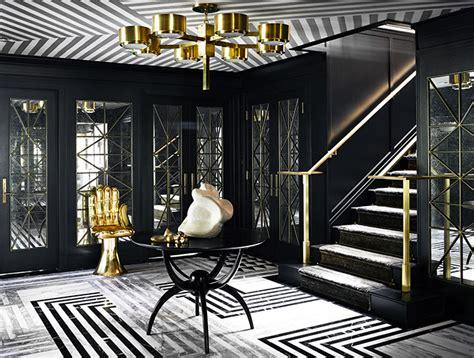 inspirations ideas   decorate  black walls