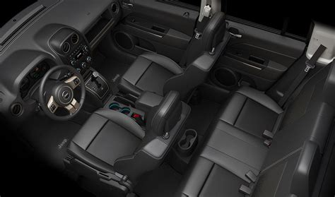 2017 Jeep Patriot Latitude Interior   Billingsblessingbags.org