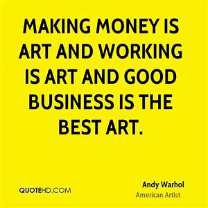 Andy Warhol Quotes Gallery | WallpapersIn4k.net