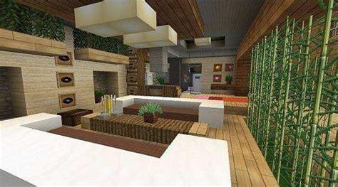 Minecraft Living Room Minimalist  Captivating Interior