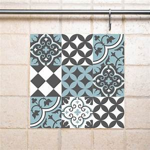 Mix tile decals kitchen bathroom tiles vinyl floor tiles for Kitchen tile decals