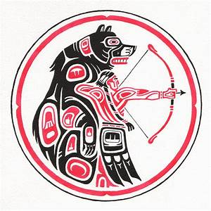 Native Bear Drawings | www.imgkid.com - The Image Kid Has It!