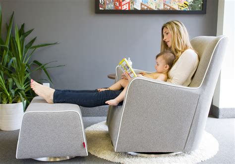 7 best nursery gliders for snuggling with baby earth s