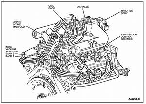 1998 Ford Escort Vacuum Hose Diagram