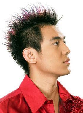 anif abdullah gaya rambut  popular