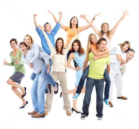 Happy People Stock Photo © Kurhan (#670687) Stockfresh
