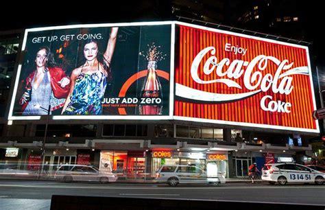coca colas advertising expenses