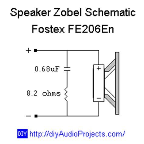 fostex fe206en in bass reflex speaker enclosure
